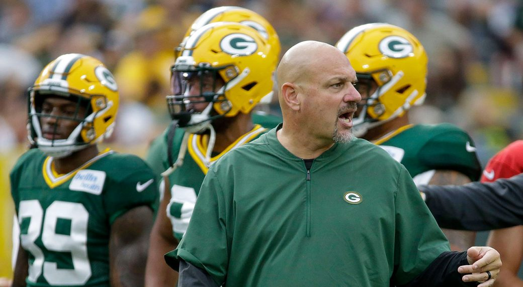 Mike-Pettine-Green-Bay-Packers