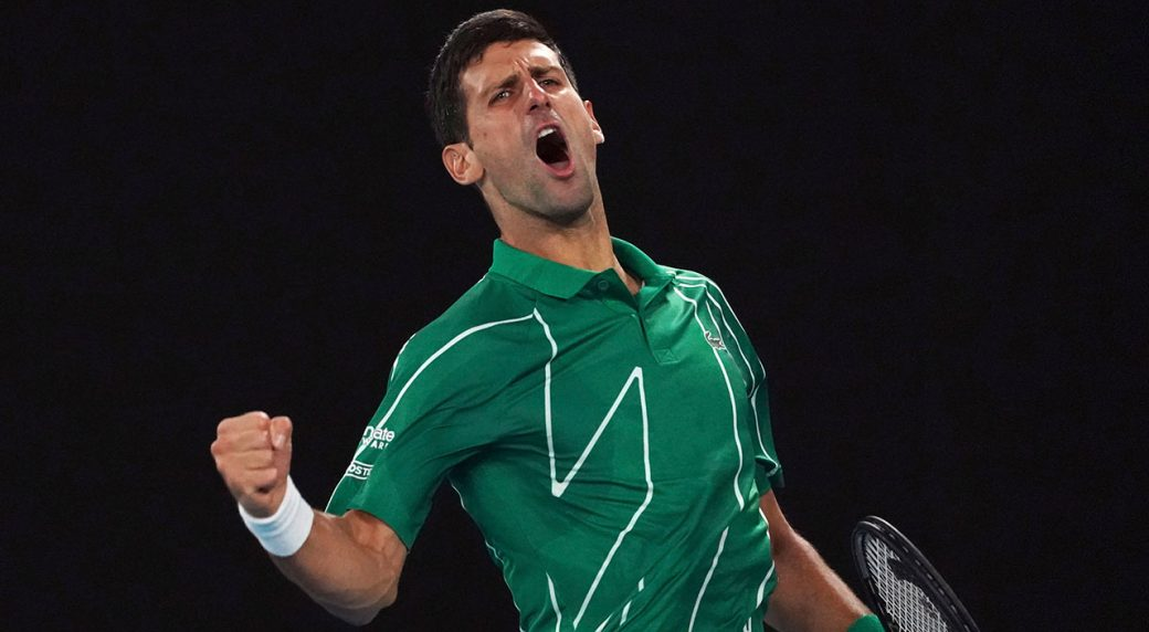 Djokovic Happy That Us Open Is Being Played Amid Pandemic Sportsnet Ca
