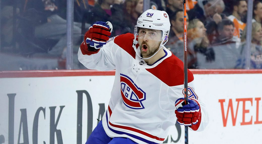 Canadiens Tomas Tatar Exits Game With Upper Body Injury Sportsnet Ca