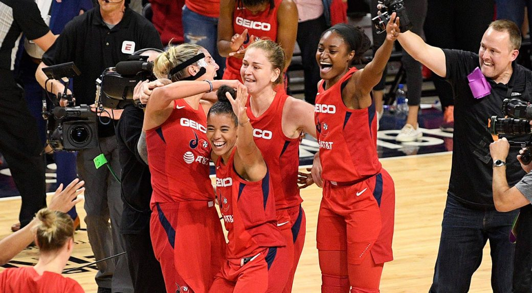 WNBA players get salary increase, family planning benefits in new agreement