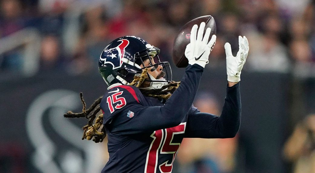Texans' Fuller suspended 6 games for using banned substance