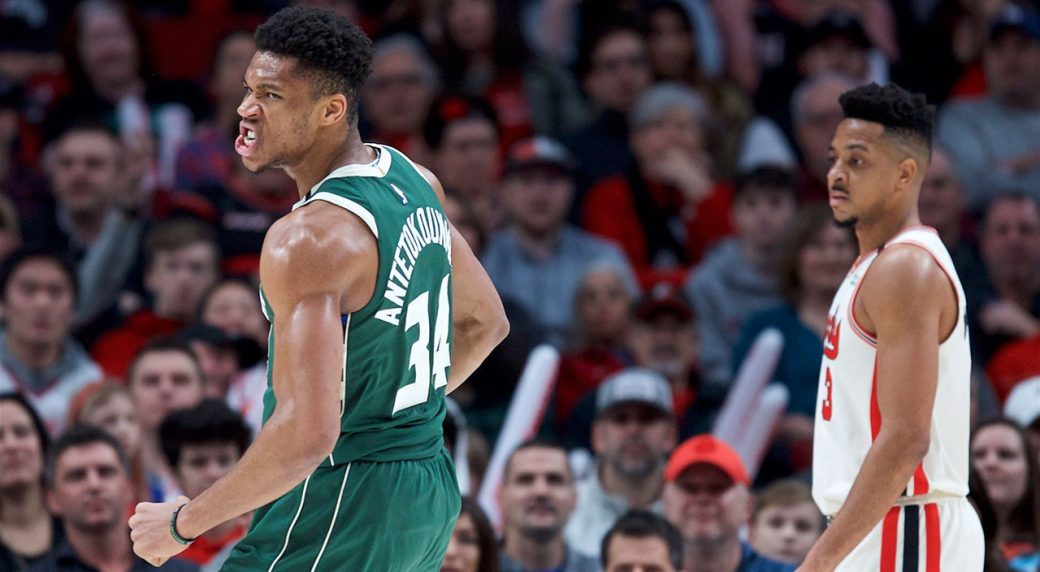 Bucks push win streak to 3, top Portland