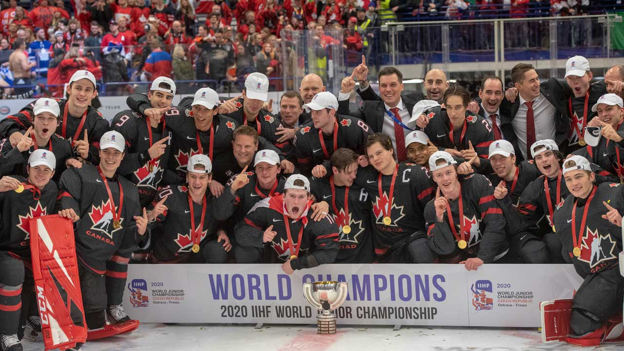 Unsung heroes help Canada win gold over Russia at world juniors