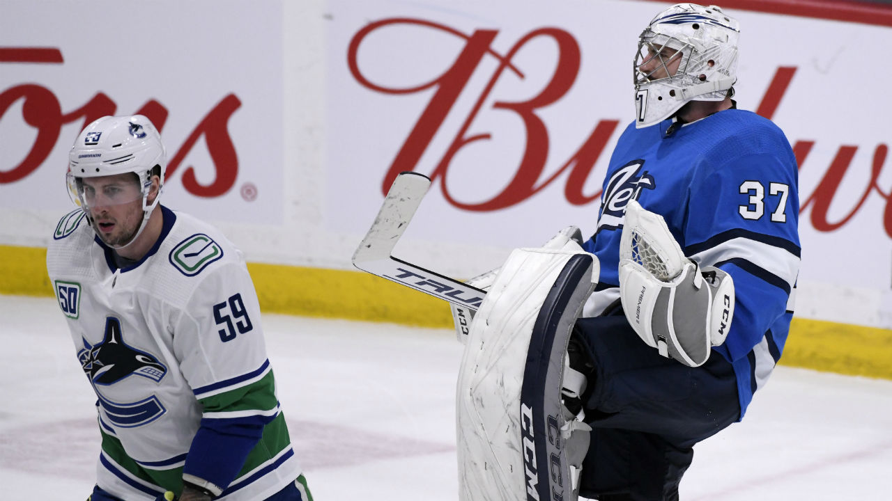 Jeckyl & Hyde show continues for the 'Nucks