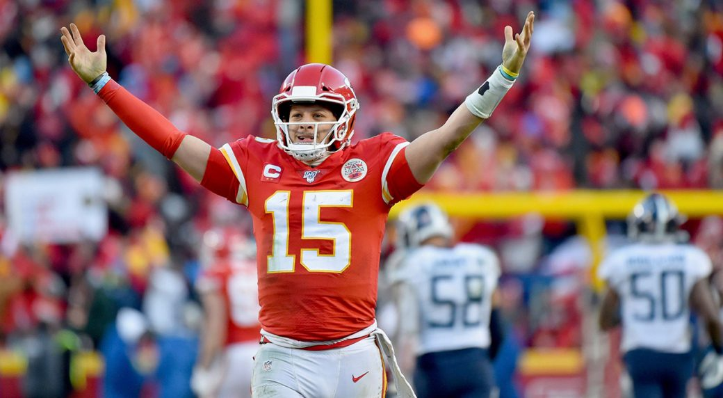 Chiefs pick up fifth-year option on Patrick Mahomes