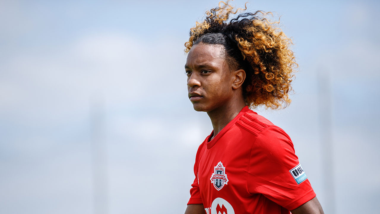 Toronto FC signs talented teenager Jayden Nelson to first-team roster