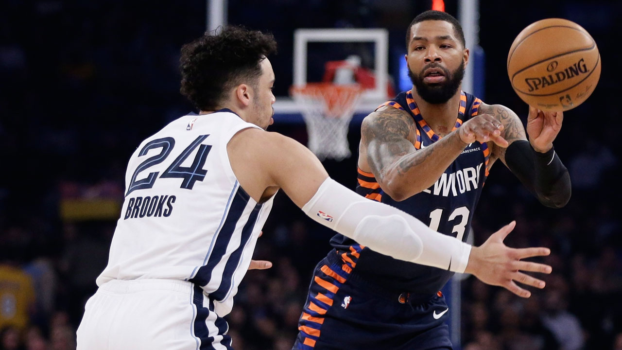 Knicks Marcus Morris Apologizes For Offensive Post Game Comments Sportsnet Ca