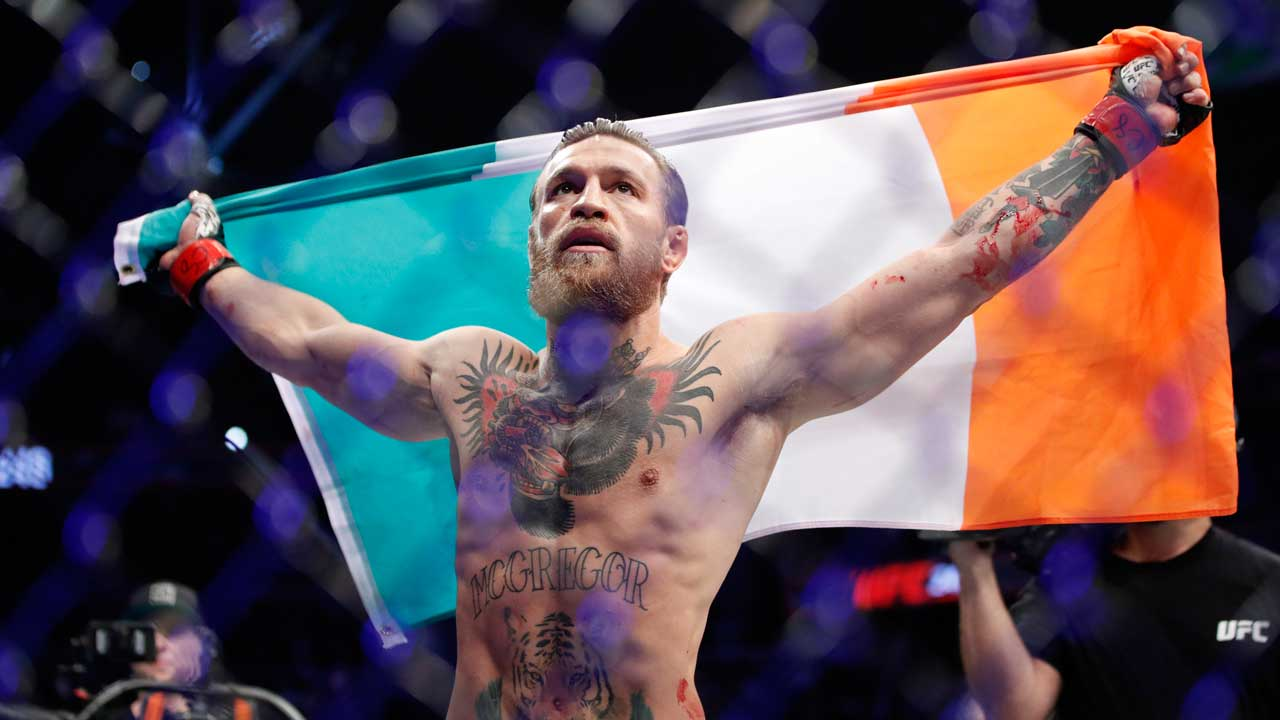 Mcgregor Signs Ufc 257 Bout Agreement For Poirier Rematch