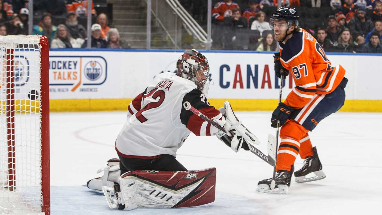 Arizona drops another one with a 7-3 loss in Edmonton