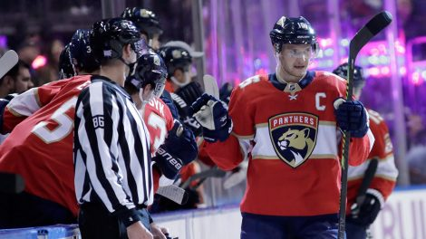 panthers-captain-aleksander-barkov-celebrates-goal