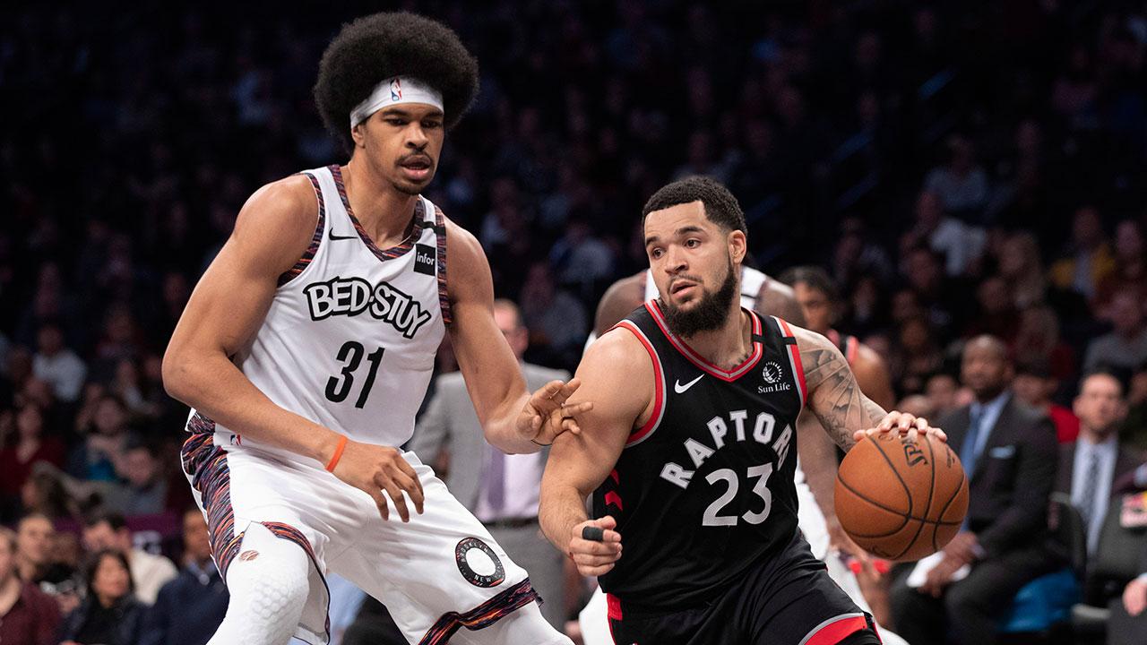 Nhận định NBA: Toronto Raptors vs Brooklyn Nets (ngày 13/2, 7h30)