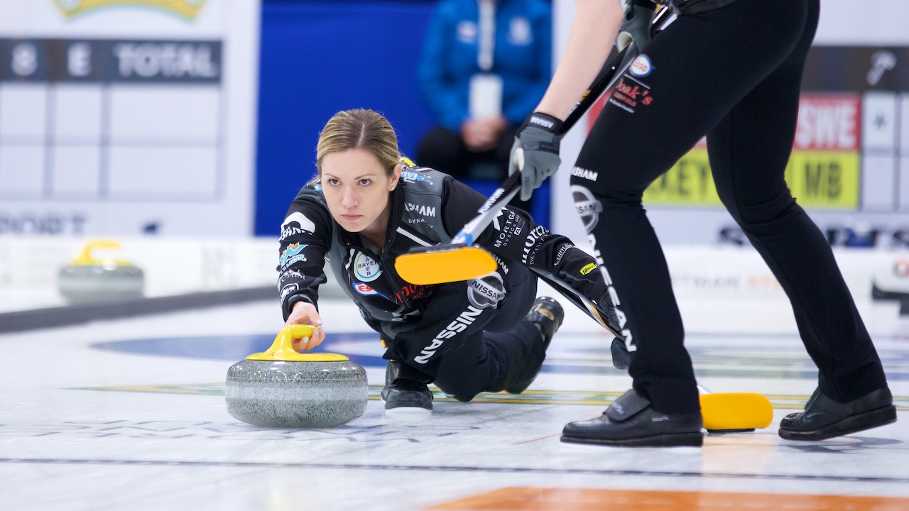 Walker wins Alberta title to head to Scotties Tournament of Hearts