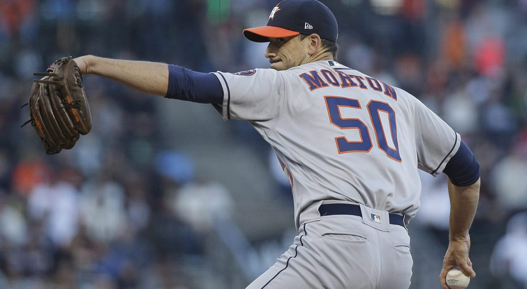 charlie morton regrets not trying to stop astros from stealing signs sportsnet ca charlie morton regrets not trying to
