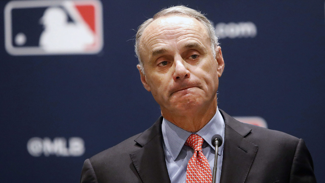 How Manfred responded to the many concerns, complaints about the Astros - Sportsnet.ca