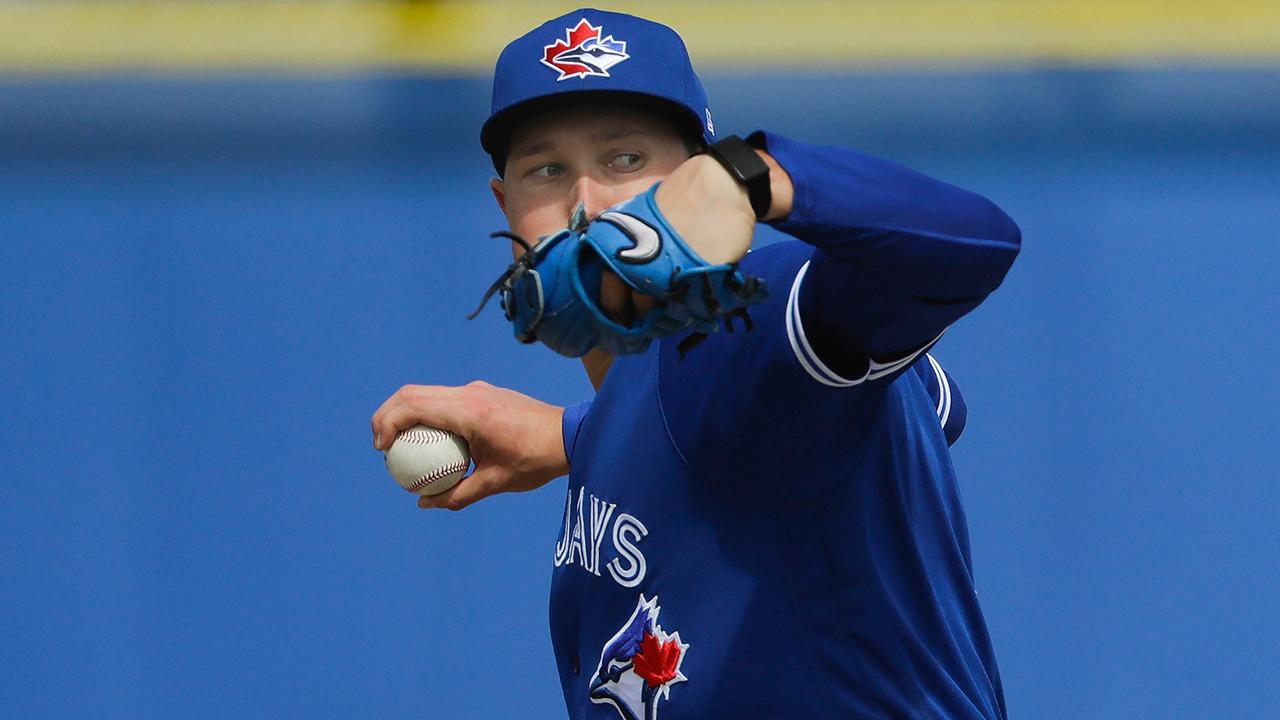 Nate Pearson impresses Blue Jays again ahead of start vs. Yankees - Sportsnet.ca