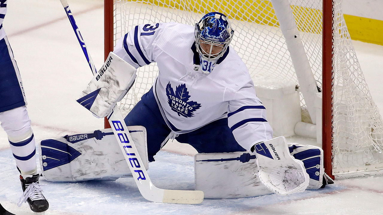 What is the Maple Leafs' bigger concern: Defence or goaltending? - Sportsnet.ca