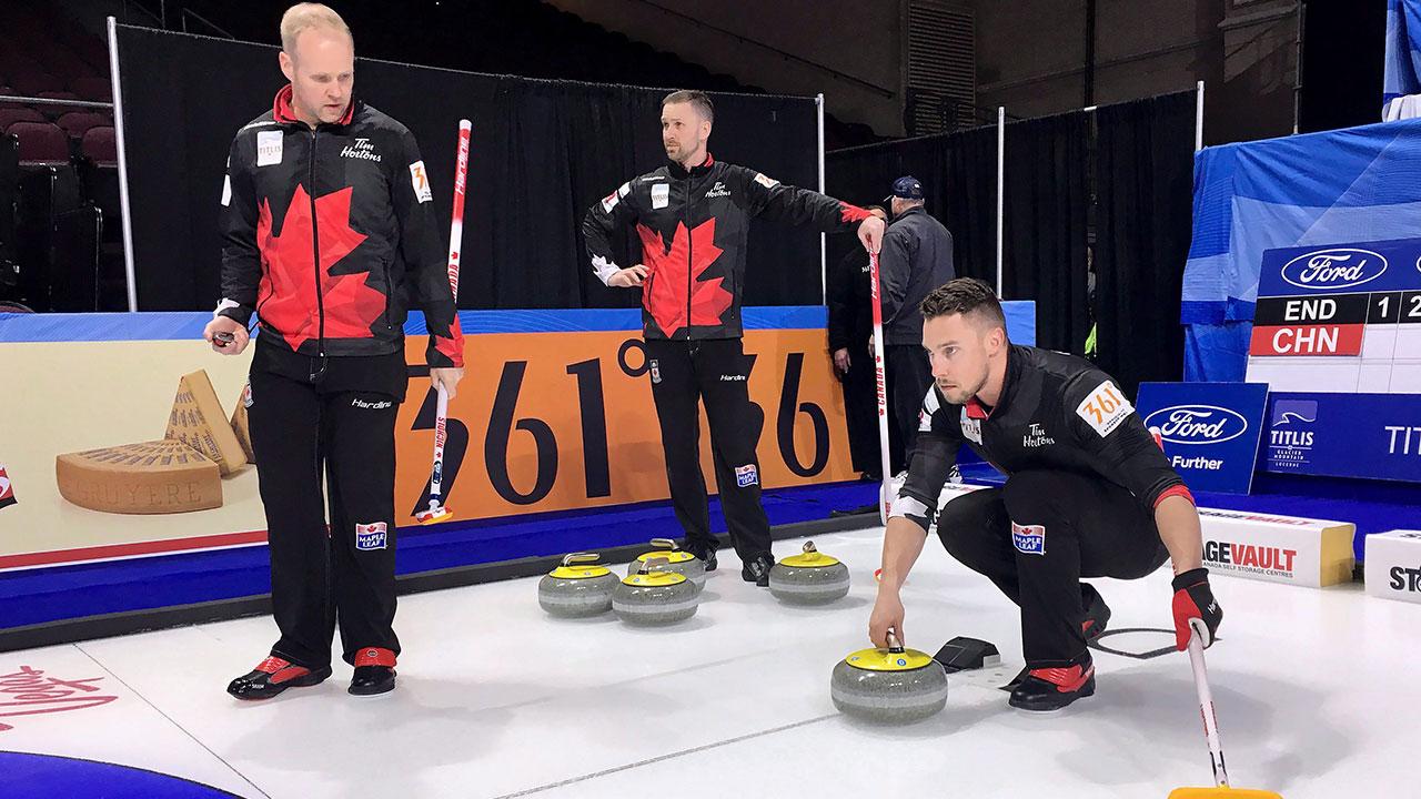 Grand Slam of Curling to play Meridian Open in Las Vegas next season - Sportsnet.ca