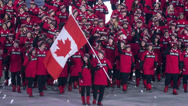 Canada-Olympics