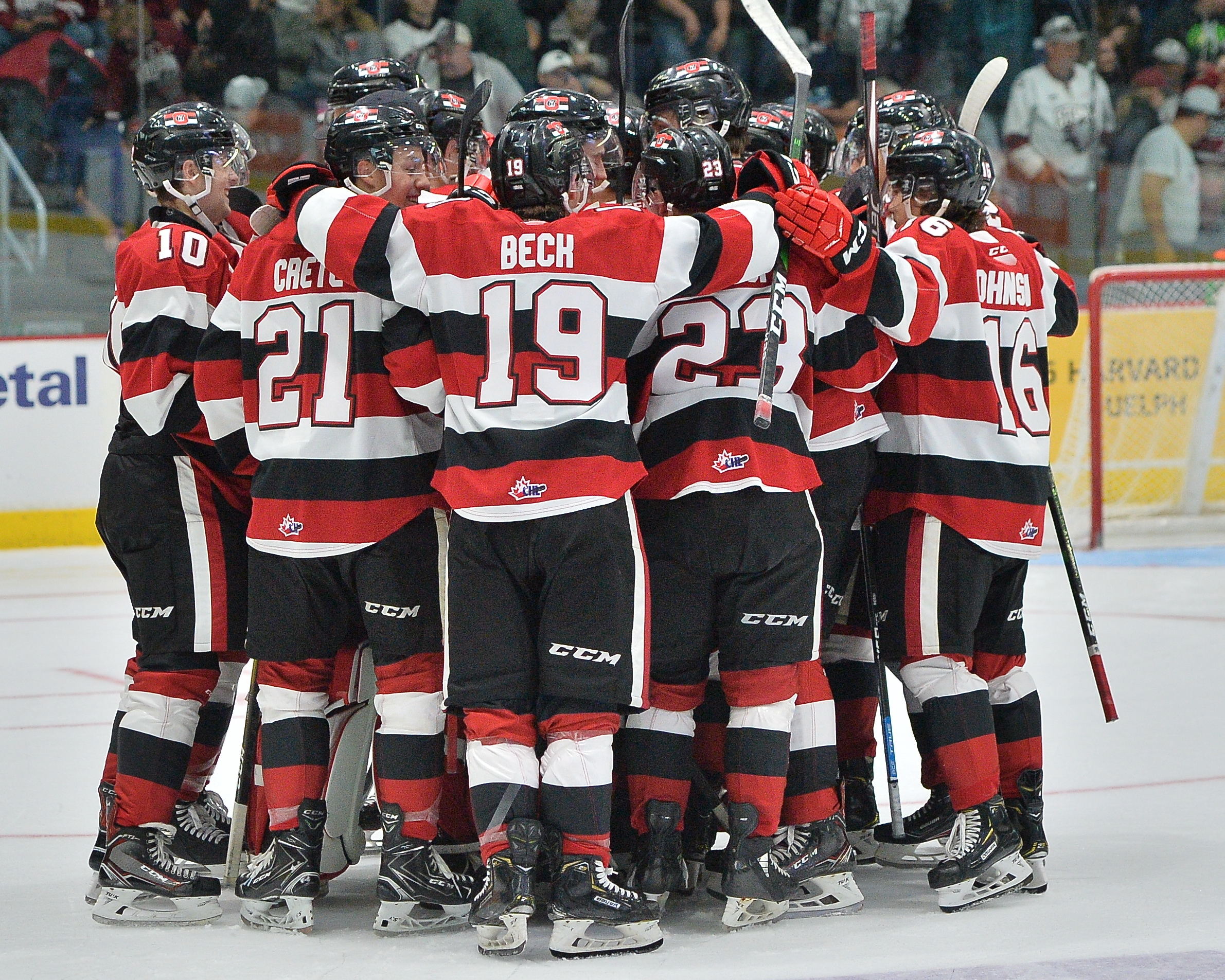 CHL Notebook: Ottawa 67's will be tough test again in OHL playoffs - Sportsnet.ca