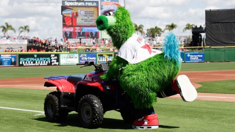Philly-Phanatic