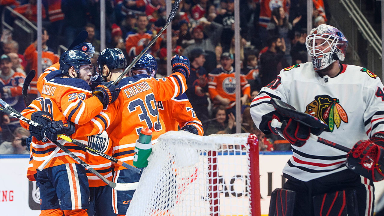 Oilers soldier on without McDavid