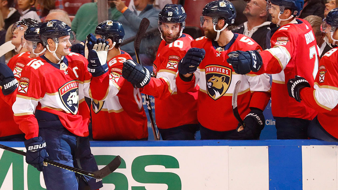 Why the Maple Leafs should be concerned about the Florida Panthers