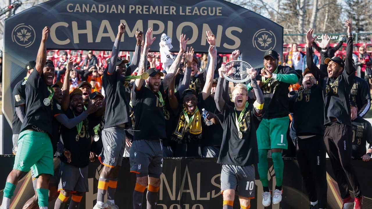 Canadian Premier League changes league format ahead of 2020 season - Sportsnet.ca