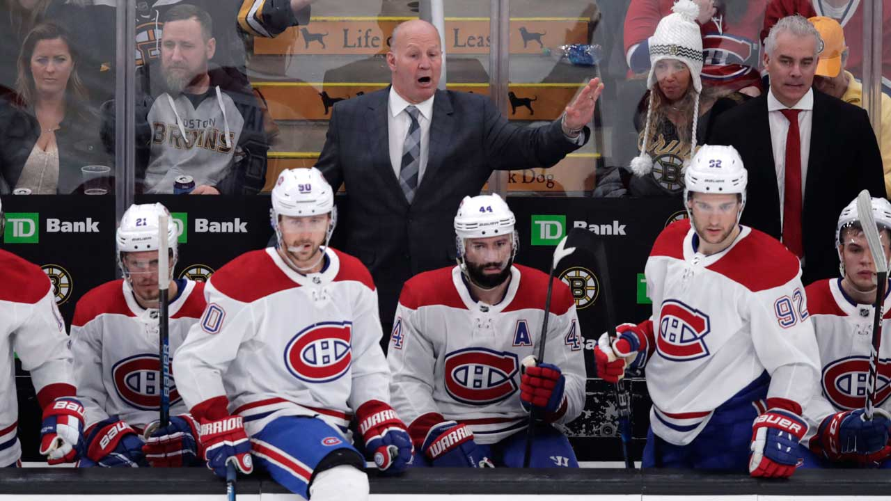 Habs continue to slide after a 4-1 loss to the Bruins