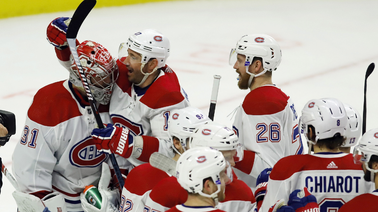 Canadiens not giving up yet