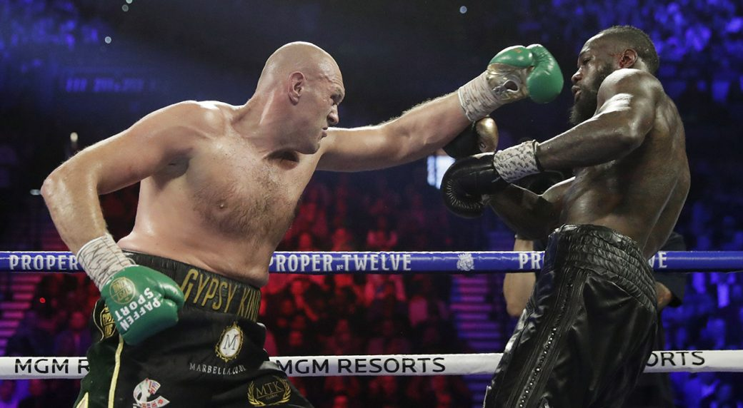 Tyson Fury v Deontay Wilder may take place at Sydney