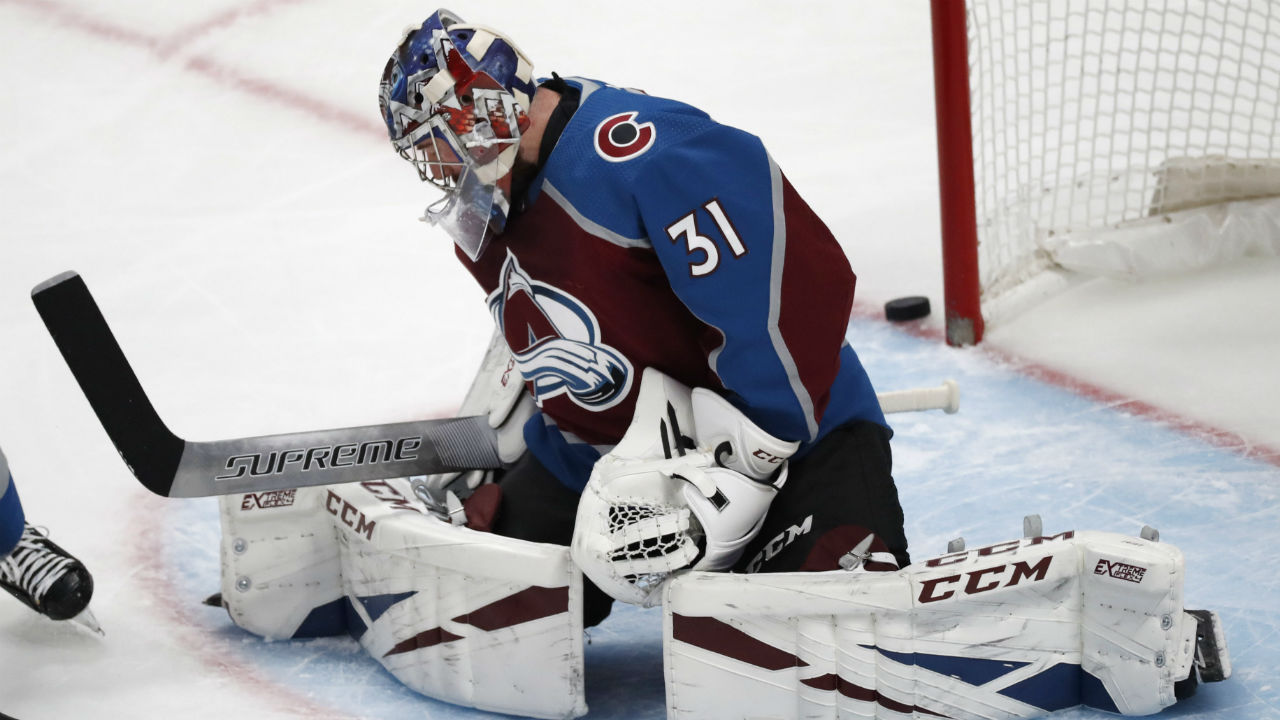 Sens' lose their 6th straight in shutout loss to Avs