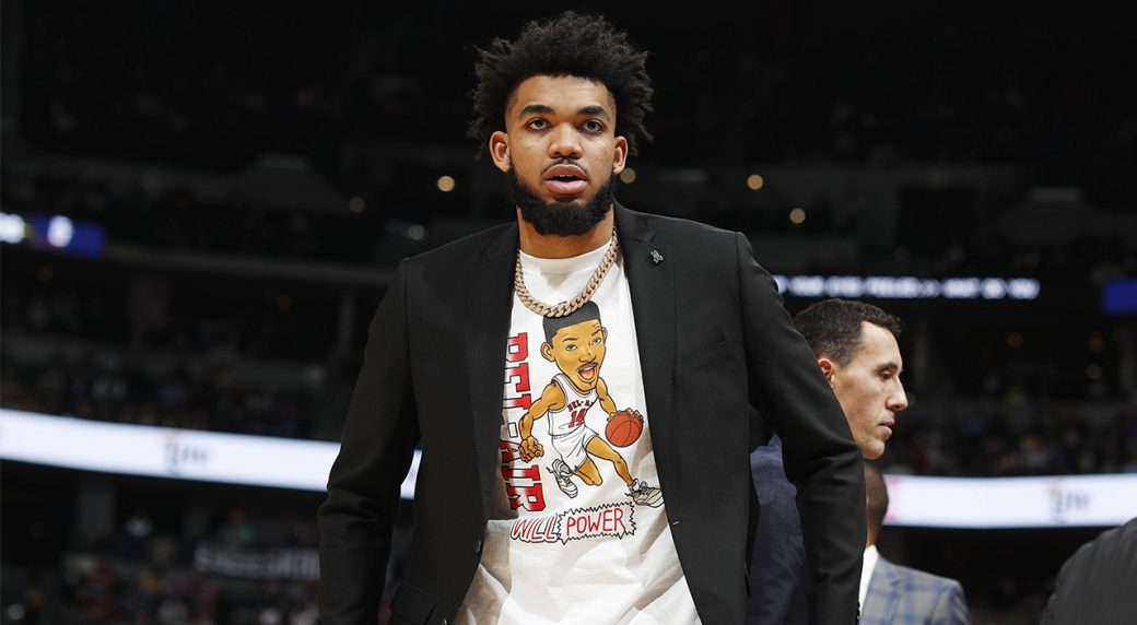 Karl-Anthony Towns: Mother in coma after showing COVID-19 symptoms