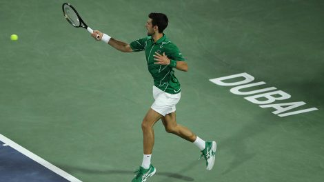 novak-djokovic-returns-shot-at-dubai-championship