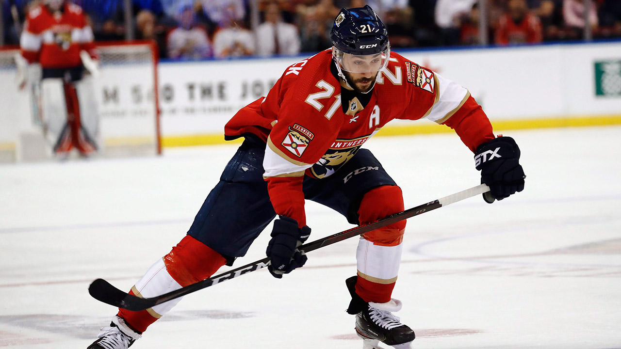 Skillful Trocheck is on his way to Carolina