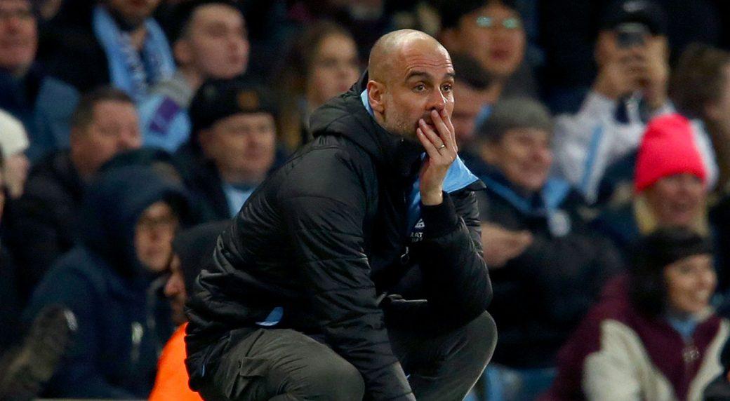 Manchester City vs. Fulham - Football Match Report