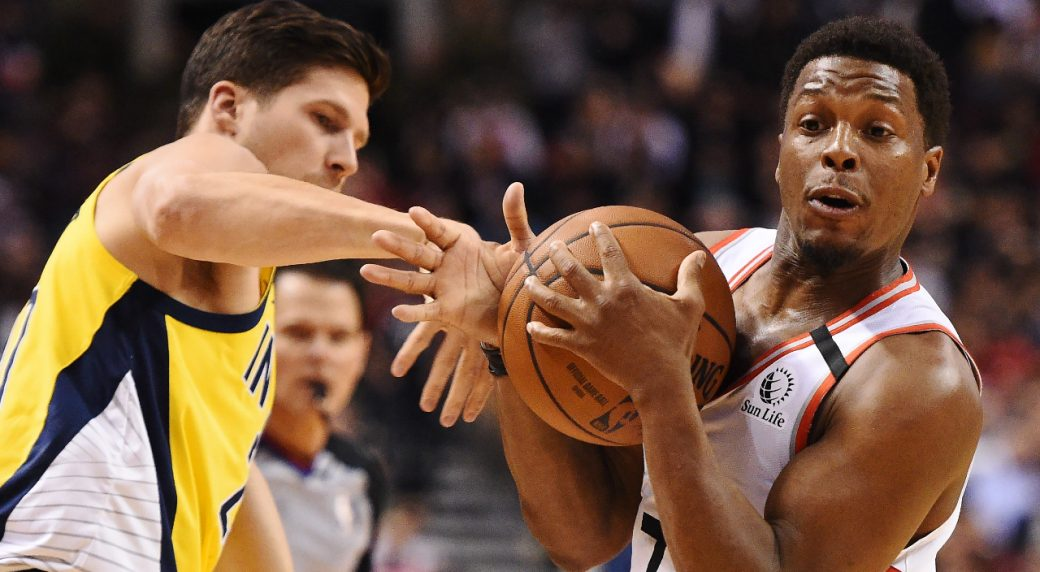 Raptors roll to biggest win of season, beat Pacers 127-81