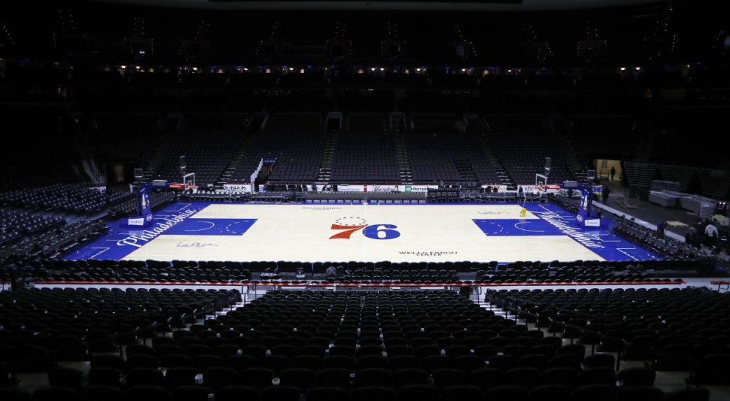 Coronavirus-delayed National Basketball Association eyes May 8 to reopen some team facilities