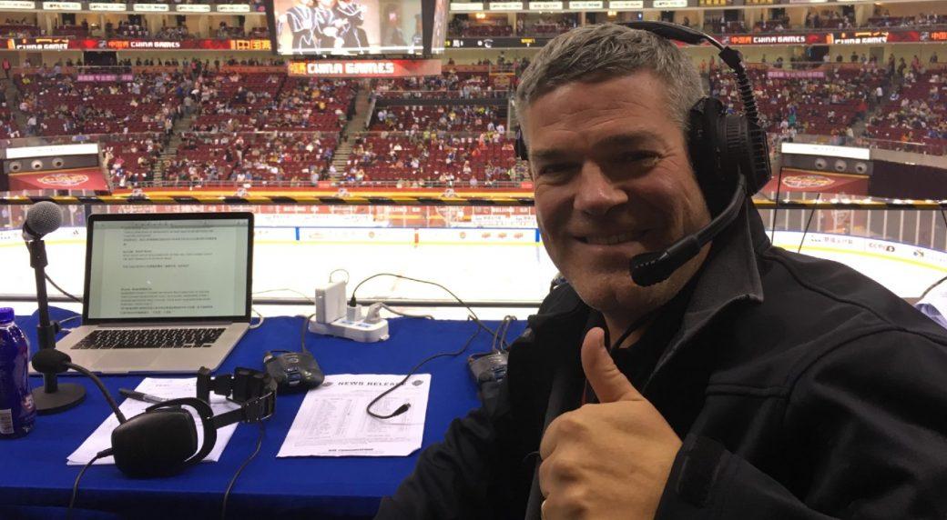 Canucks Announcer Helps Fans Get Through Shutdown With Personal Goal Calls Sportsnet Ca