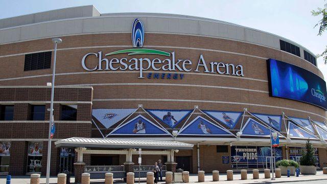 Chesapeake-Arena