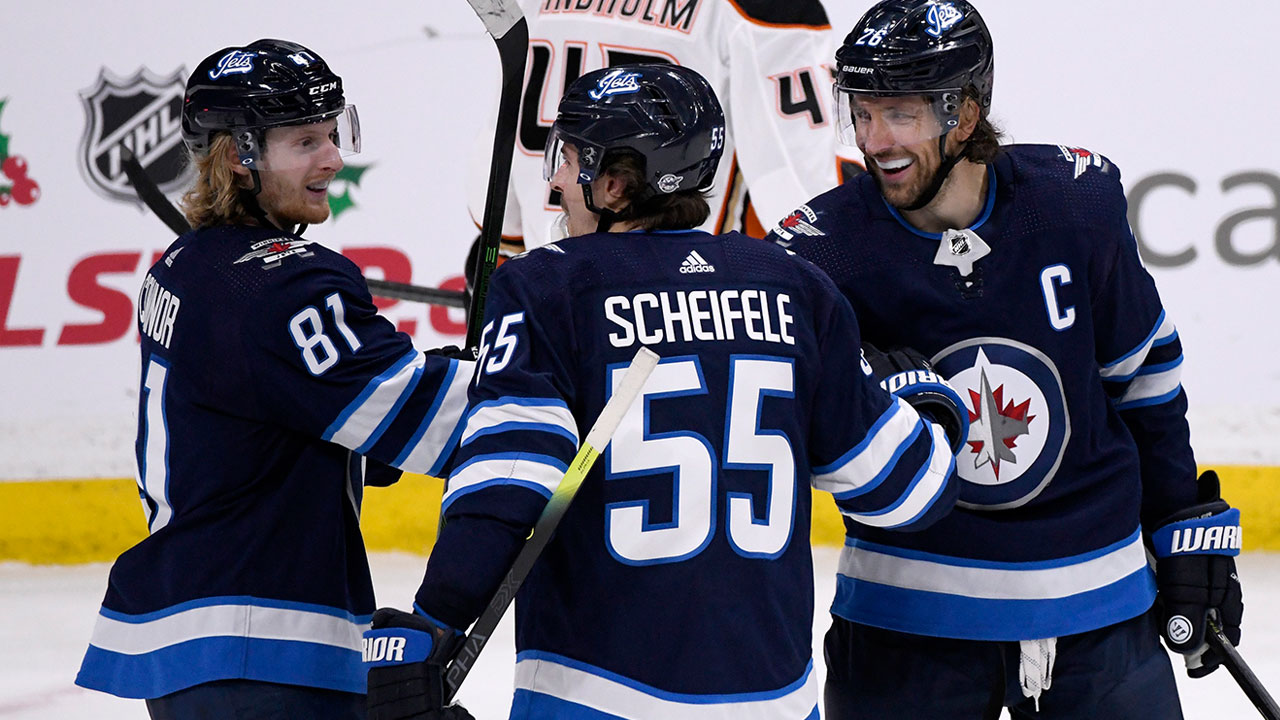 A Comprehensive Look At The Winnipeg Jets Contract Situation Sportsnet Ca