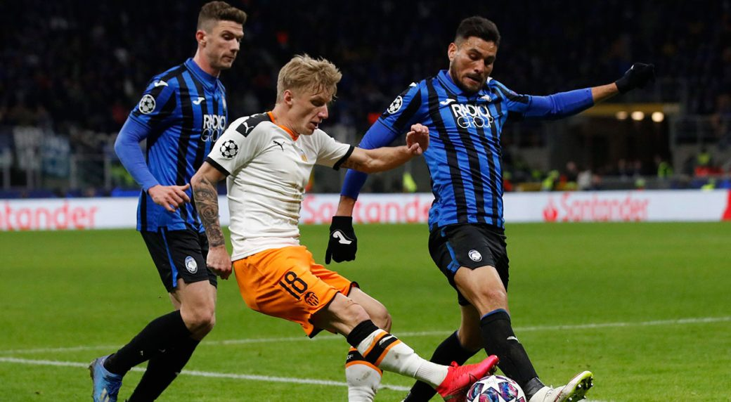 Valencia, Atalanta Champions League match to be played in ...
