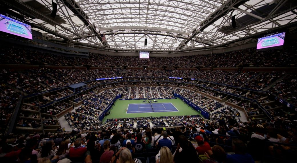 US Open venue to host 350-bed temporary hospital: USTA