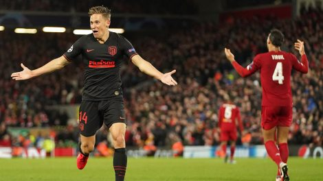 atletico-madrids-marcos-llorente-celebrates-goal-against-liverpool