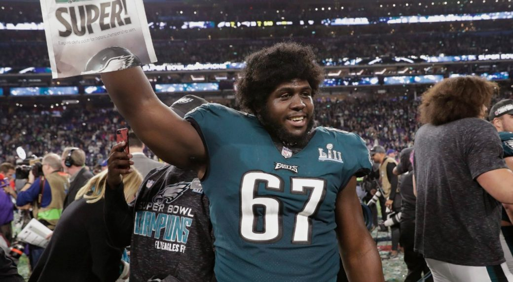 Seahawks agree to terms with guard Chance Warmack