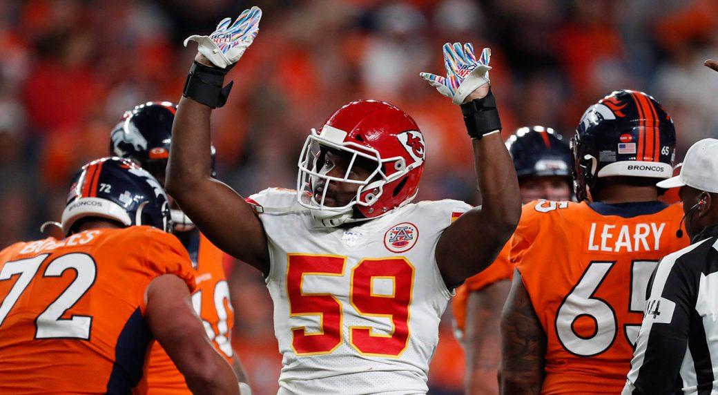 Lions agree to deals with LBs Reggie Ragland, Elijah Lee