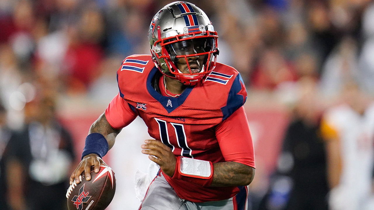 houston roughnecks quarterback pj walker looks to pass - NFL free agency: Ranking fits for quarterbacks who changed teams - Sportsnet.ca