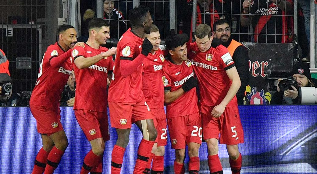 Union Berlin Leverkusen