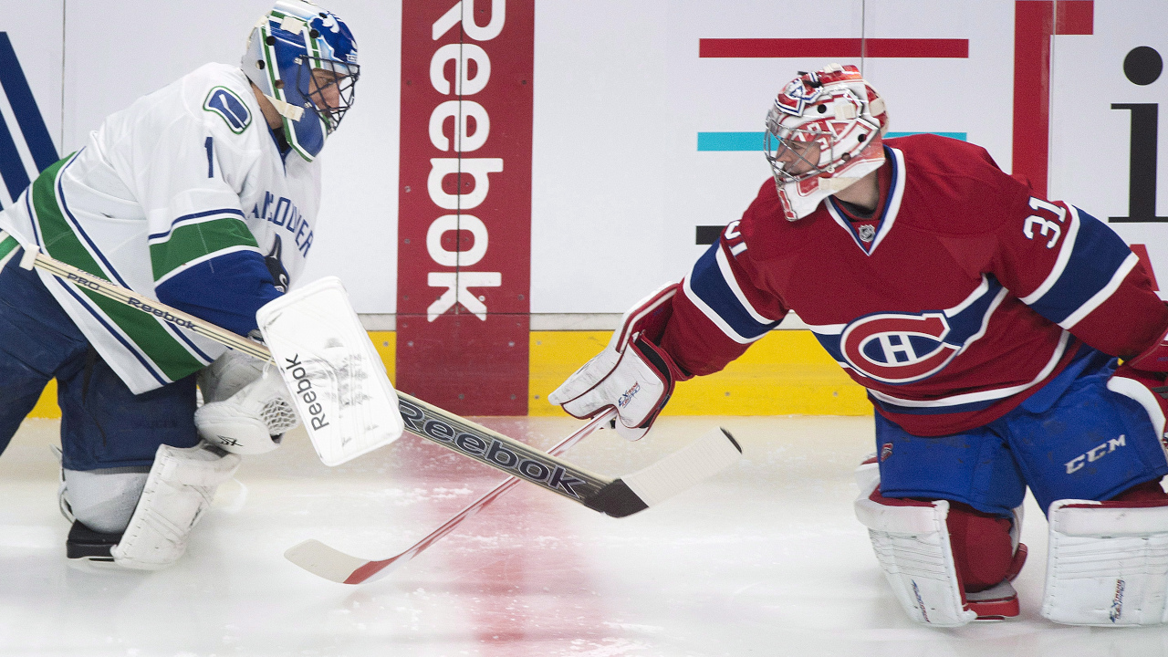 Luongo's legacy could leave Canadiens' Price thinking about his own