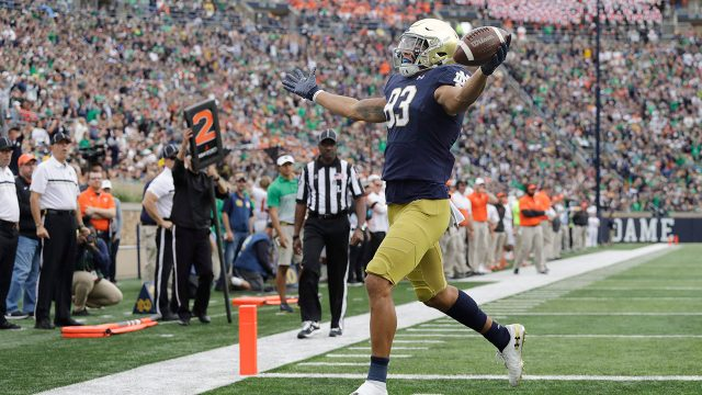 notre-dame-wide-receiver-chase-claypool-celebrates-touchdown