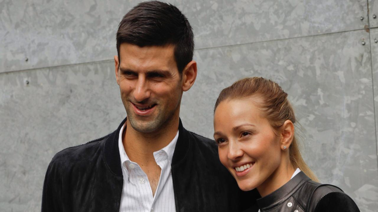 Novak Djokovic Wife Jelena To Make Donation Supporting Serbian Hospitals Sportsnet Ca